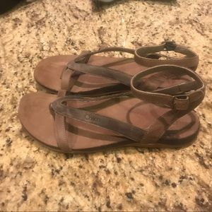 Leather Chaco Sandals